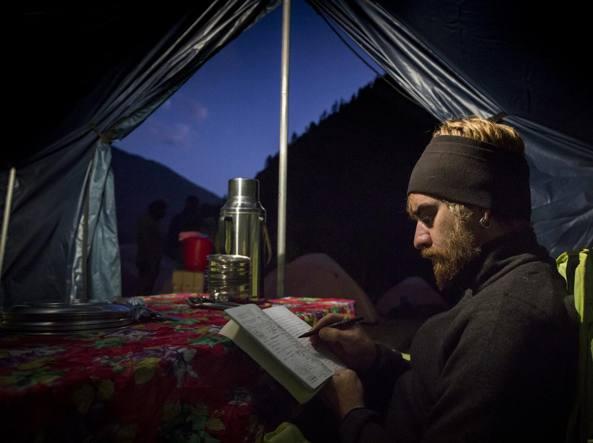 Paolo Cognetti, Senza mai arrivare in cima, Dolpo, Himalaya