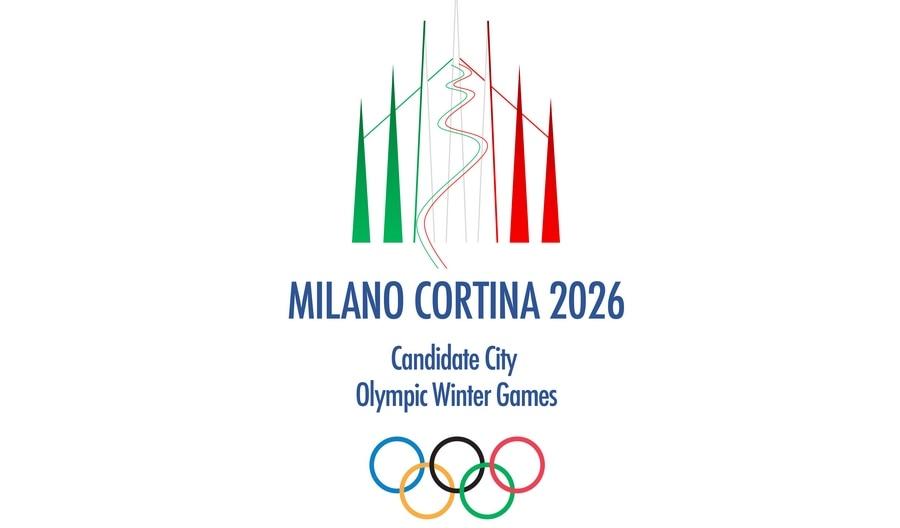 Photo of Presentato il logo delle Olimpiadi invernali di Milano-Cortina 2026. Vi piace? diteci la vostra!