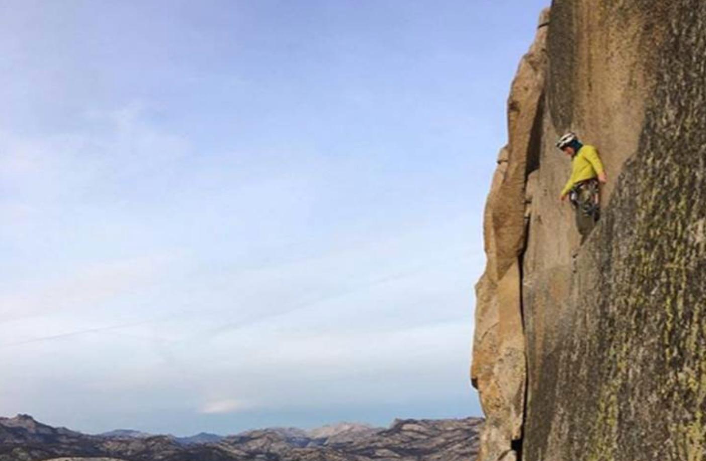 Pete Whittaker, Yosemite, El Capitan, Half Dome, solo climbing