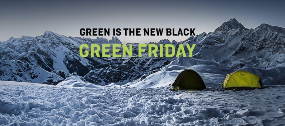 Photo of Salewa colora di verde il Black Friday!