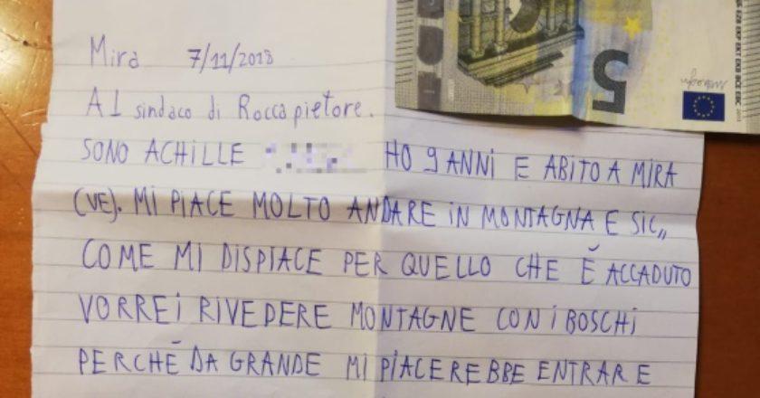 Achille, maltempo, Veneto, Rocca Pietore
