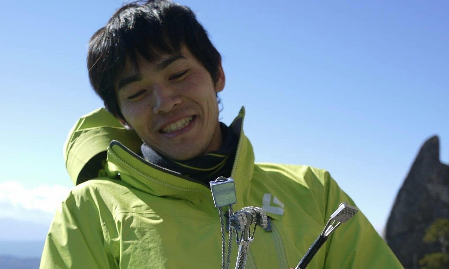 Photo of Keita Kurakami e la prima libera in solitaria su The Nose