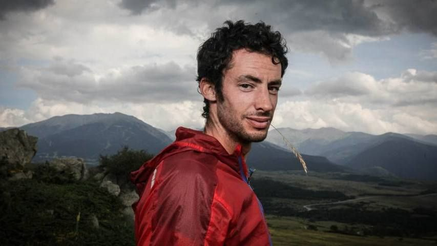 Photo of Kilian Jornet: amo essere sempre in movimento
