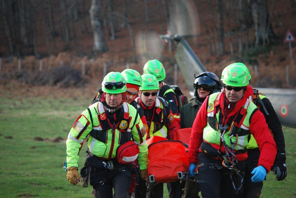 SASU, soccorso alpino, umbria, dimissioni, Mauro Guiducci