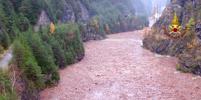 Maltempo, Nord-Est, danni, Soccorso Alpino
