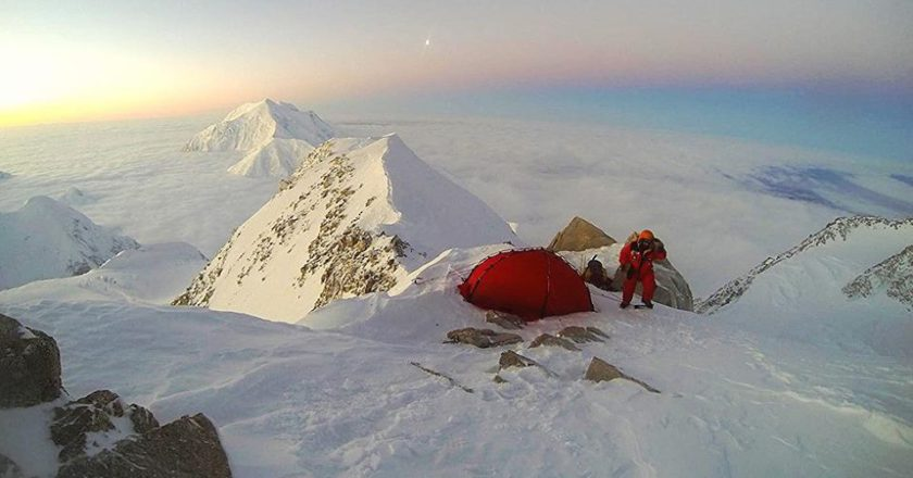 Alaska, monte Hunter, Begguya, esploratore polare, Lonnie Dupre, Denali