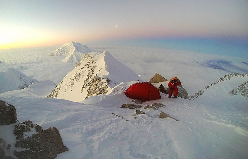 Photo of Alaska. Lonnie Dupre pronto a tentare la prima solitaria invernale sul monte Hunter