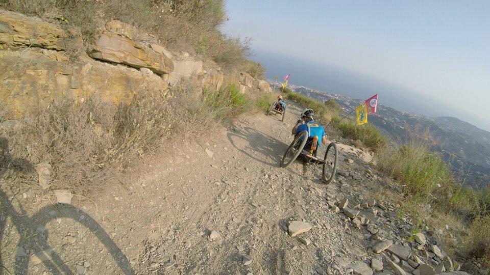 Photo of Montagna per tutti: una pista da hand bike sul Gran Sasso