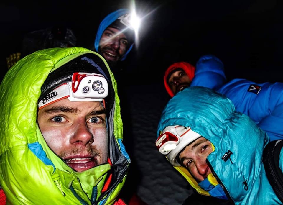 Photo of Una nuova via sul Lobuche East per gli alpinisti francesi Cecchini, Tévenot, Vaissière e Welfringer