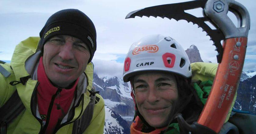 alpinismo, urubko, cardell, patagonia, cerro solo