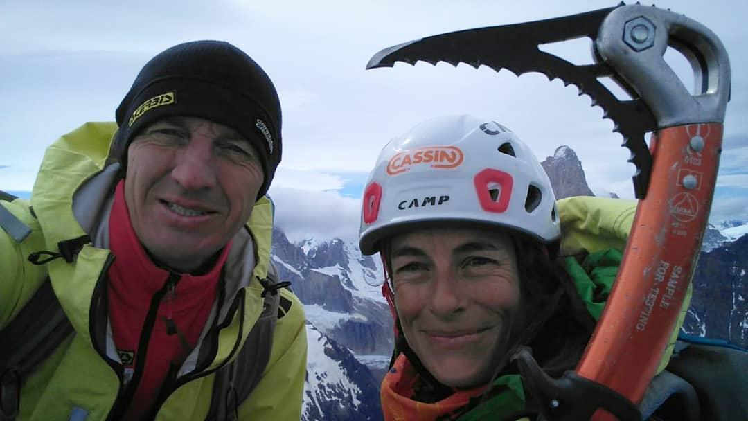 Photo of Cerro Solo, prima vetta patagonica per la cordata Urubko-Cardell
