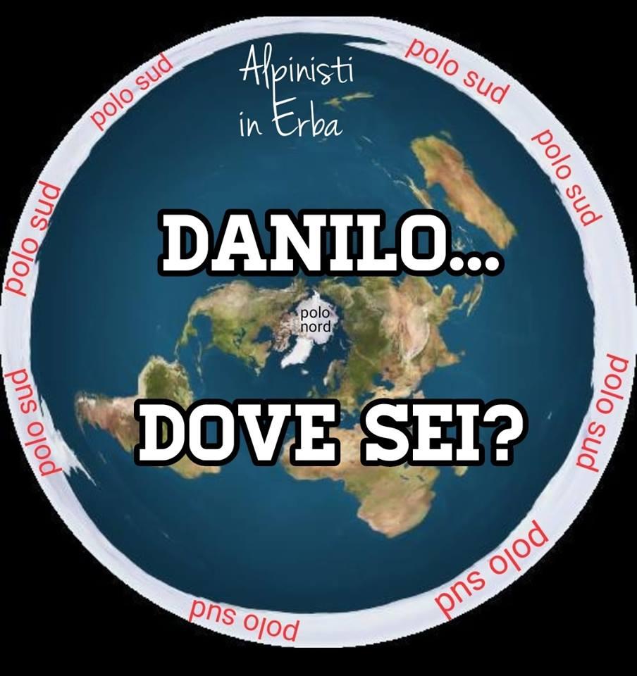 Photo of Danilo dove sei? Raggiungere il Polo Sud al tempo dei terrapiattisti