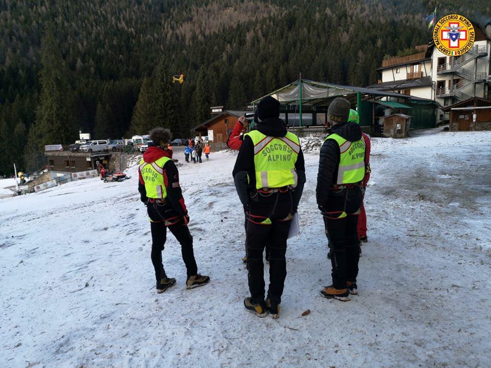 seggiovia, gromo, incidenti in montagna