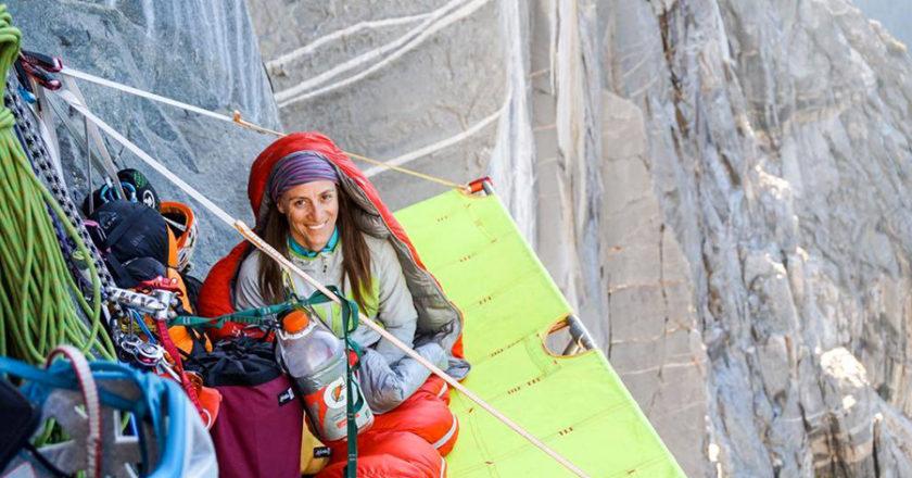 Eleonora Delnevo, Ragni di Lecco, Maglioni Rossi, socio onorario, Matteo della Bordella, paraclimber
