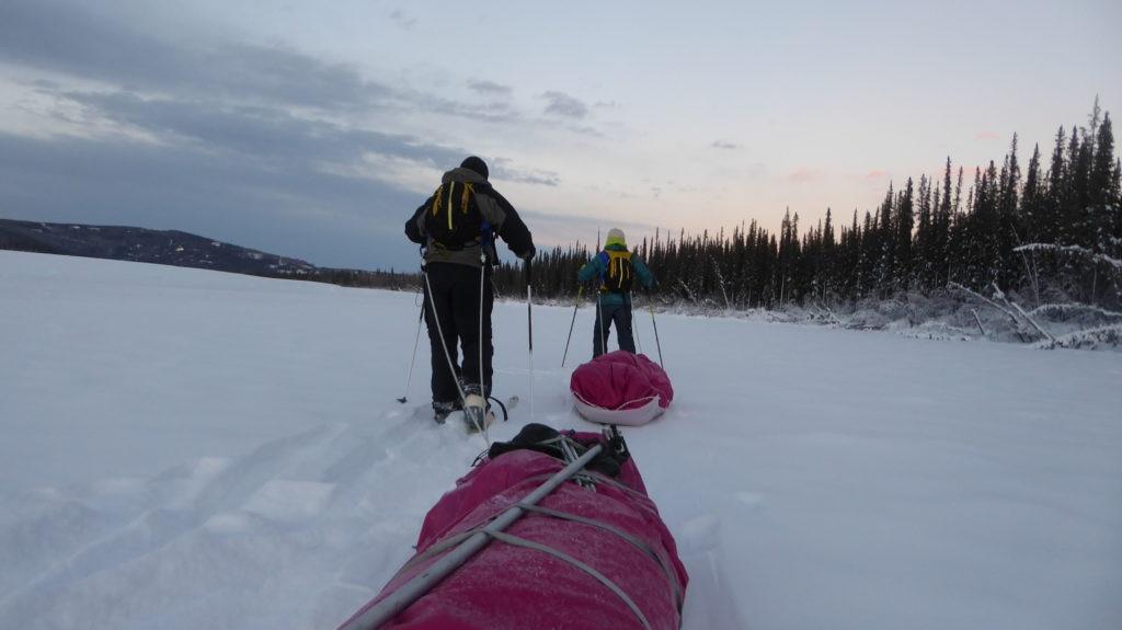 Maurizio Belli, Alaska, corsa all'oro, esplorazione, TransCanada Alaska Expedition