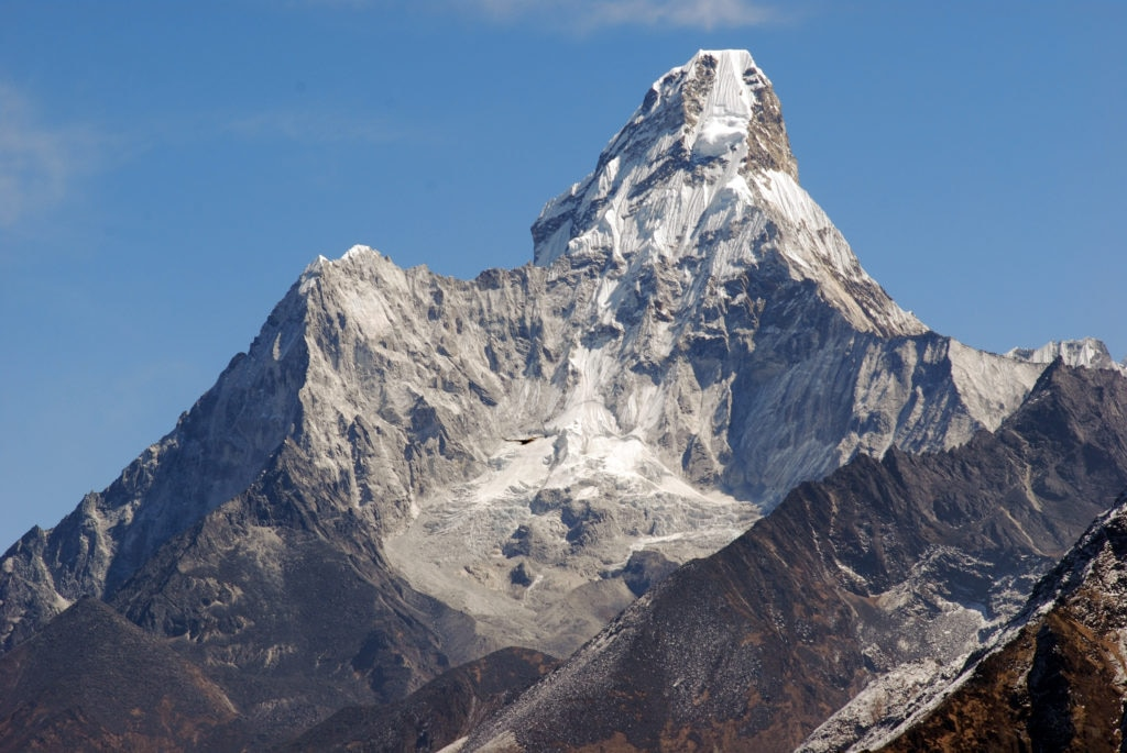 Ama Dablam, Record, Cala Cimenti, Silvio Mondinelli, Himalaya