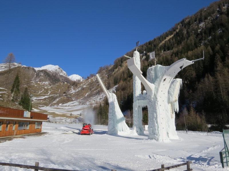Photo of Natale in anticipo per gli appassionati di ice-climbing: apre oggi la torre di ghiaccio di Corvara