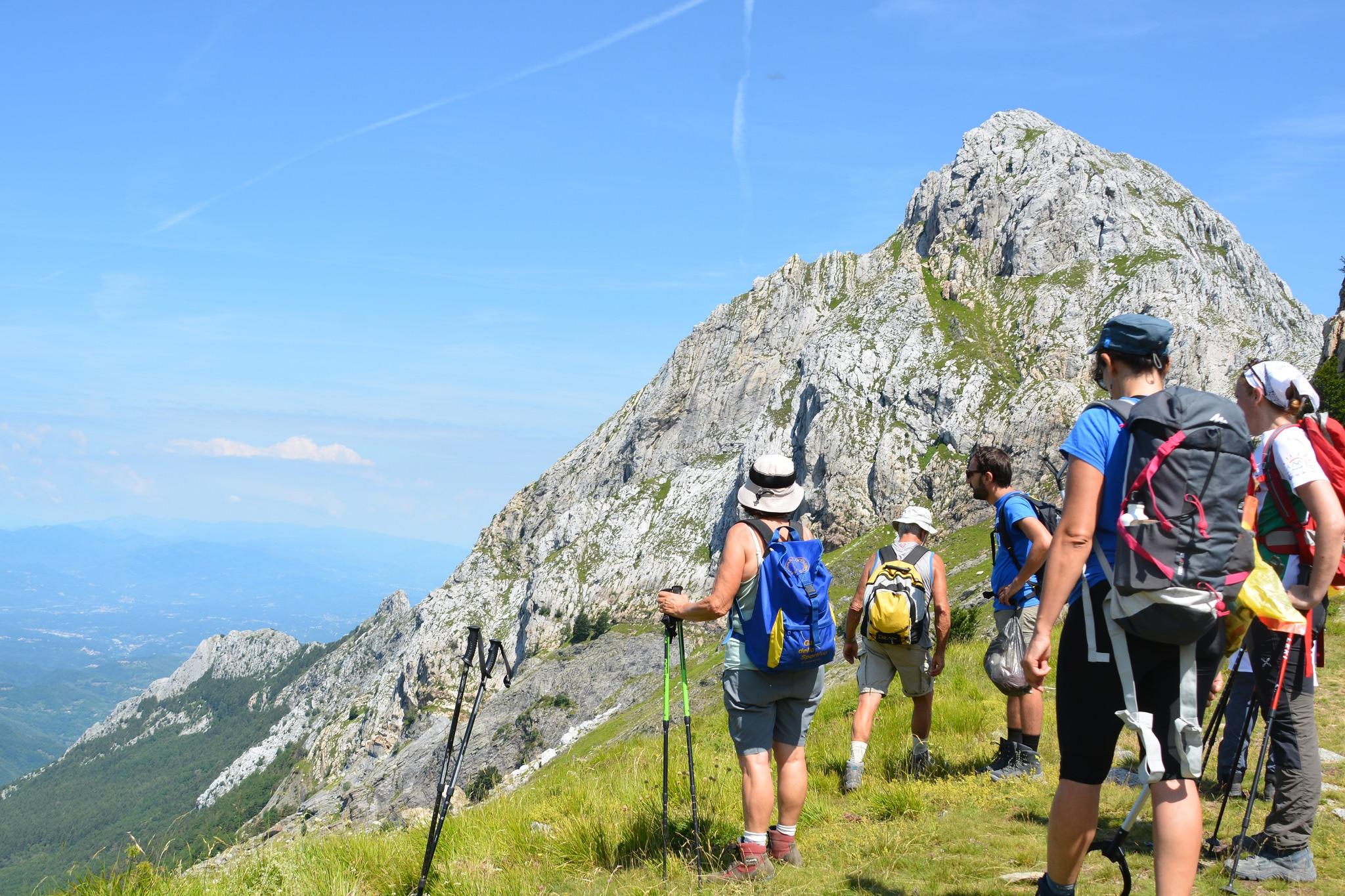 cai, montagna, escursionismo