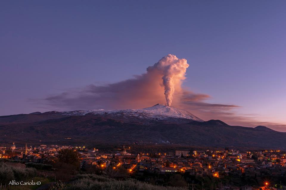 Photo of Etna, situazione in miglioramento