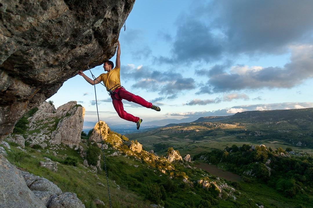 Photo of L'arrampicata al Sud? Parla con accento molisano