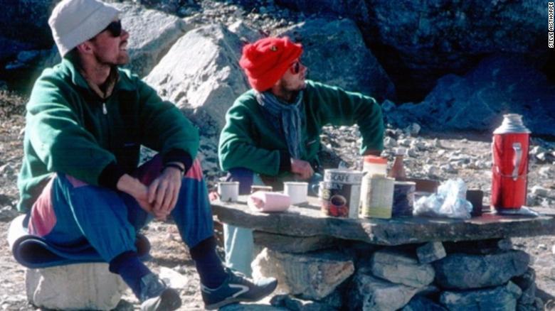 Pumori, Himalaya, ritrovamento, Islanda, spedizione