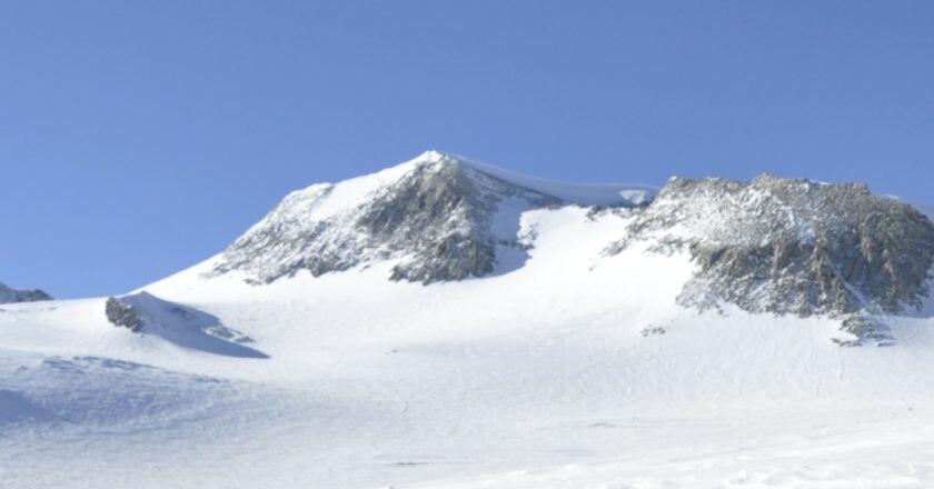 antartide, monte vinson, alpinismo, callegari