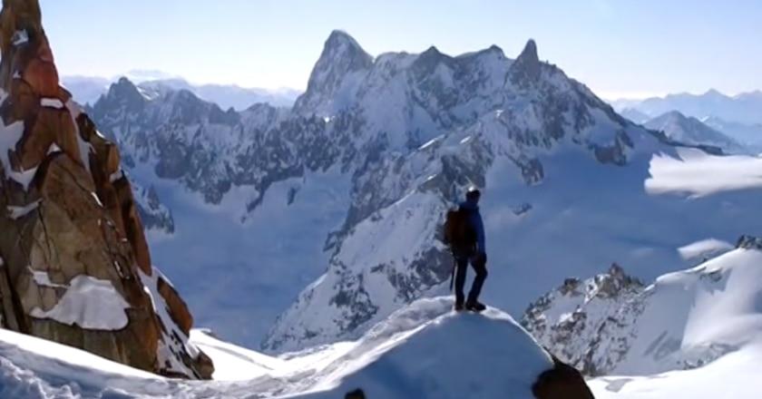 Focus, giornata internazionale della montagna, televisione, simone moro