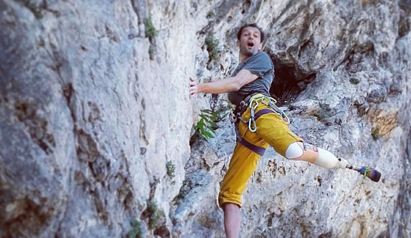 maggioni, gioca alpina, intervista, montagna