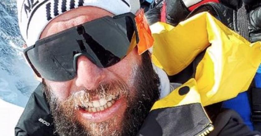 Antarctica Extreme, Danilo Callegari, Monte Vinson