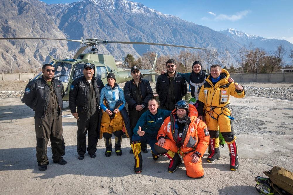 Photo of Urubko e Bielecki premiati dall'American Alpine Club per il salvataggio sul Nanga Parbat