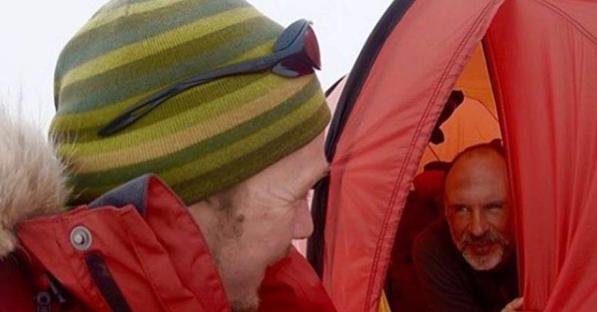 Colin O'Brady, Lou Rudd, Antartide, traversata, solo, Polo sud
