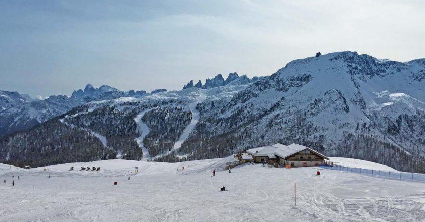 Scialpinismo, piste, Volata, skifitness
