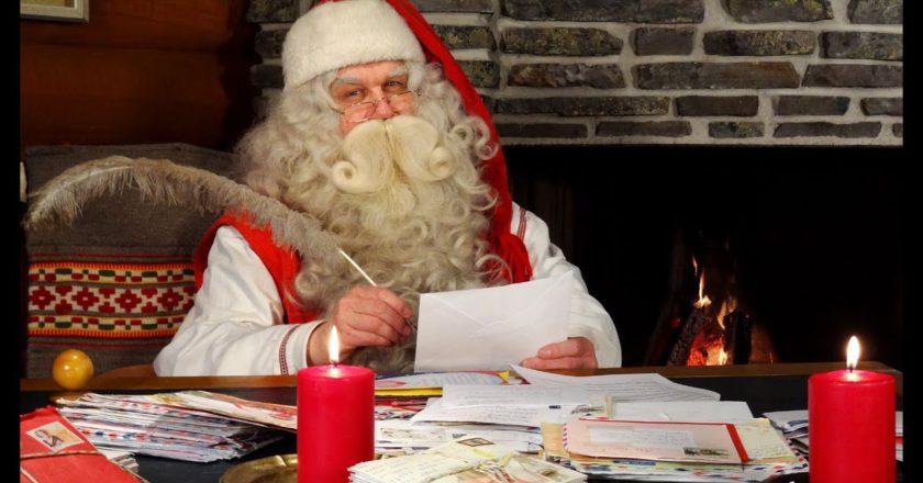 Babbo Natale, intervista, Lapponia, Buon Natale