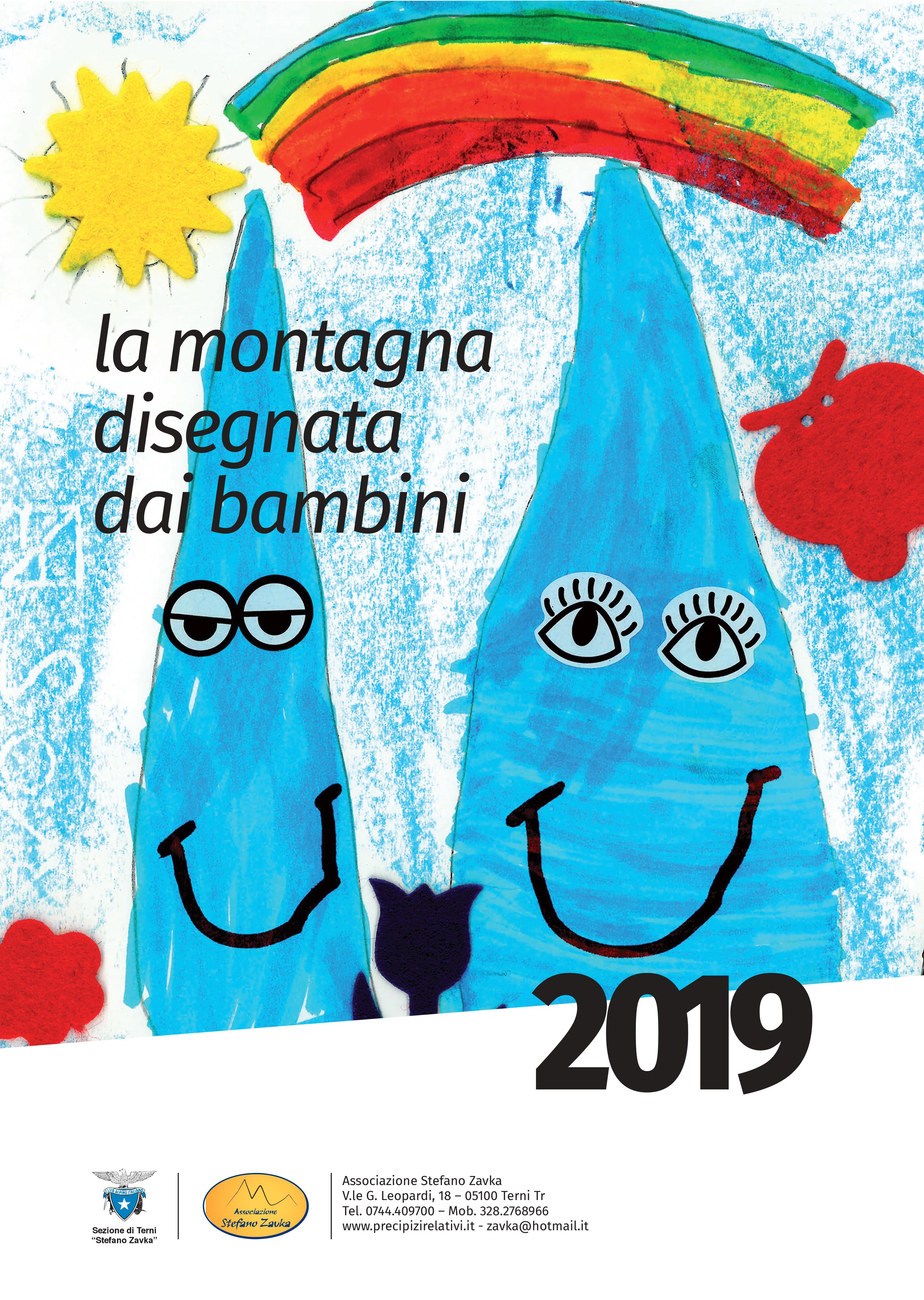 """Photo of A """"Vette in Vista"""" un calendario di montagna disegnato dai bambini"""