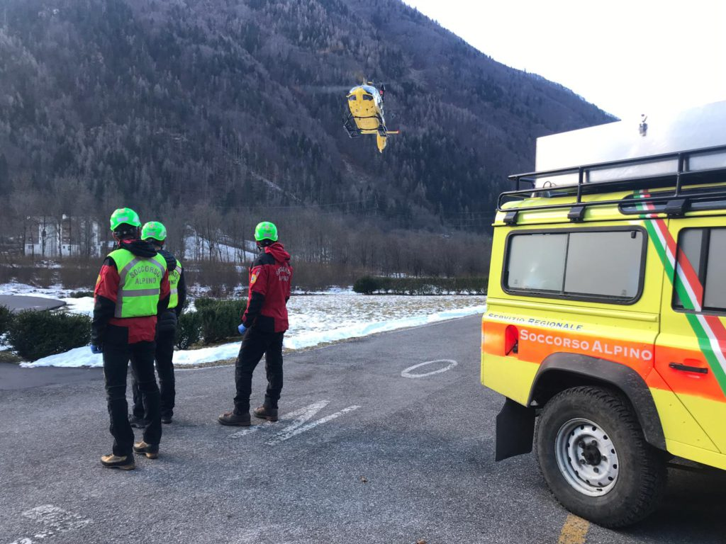 incidenti in montagna,