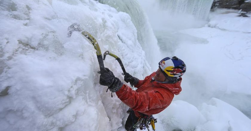 will gadd, climber, canada, ONU, UNEP, climate change, mountain hero