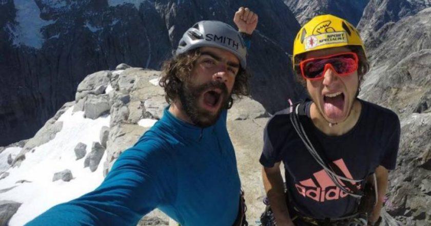alpinismo, luca schiera, marrazzi, patagonia