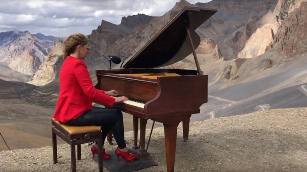 Photo of Himalaya. Un concerto di pianoforte a 5000 metri