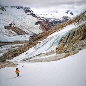 Hervé Barmasse, Patagonia, Cerro Piergiorgio, Cerro Domo Blanco