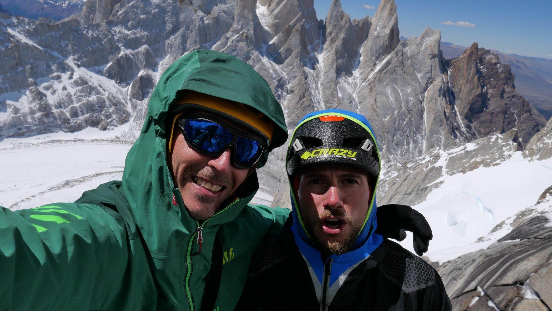 Photo of Patagonia, Matteo Della Bordella svela l'obiettivo: la Est del Cerro Torre