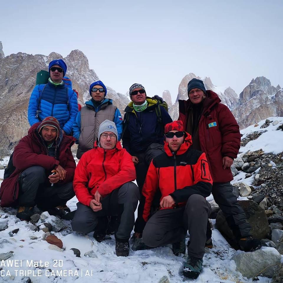 Photo of Invernali al K2, verso il campo base