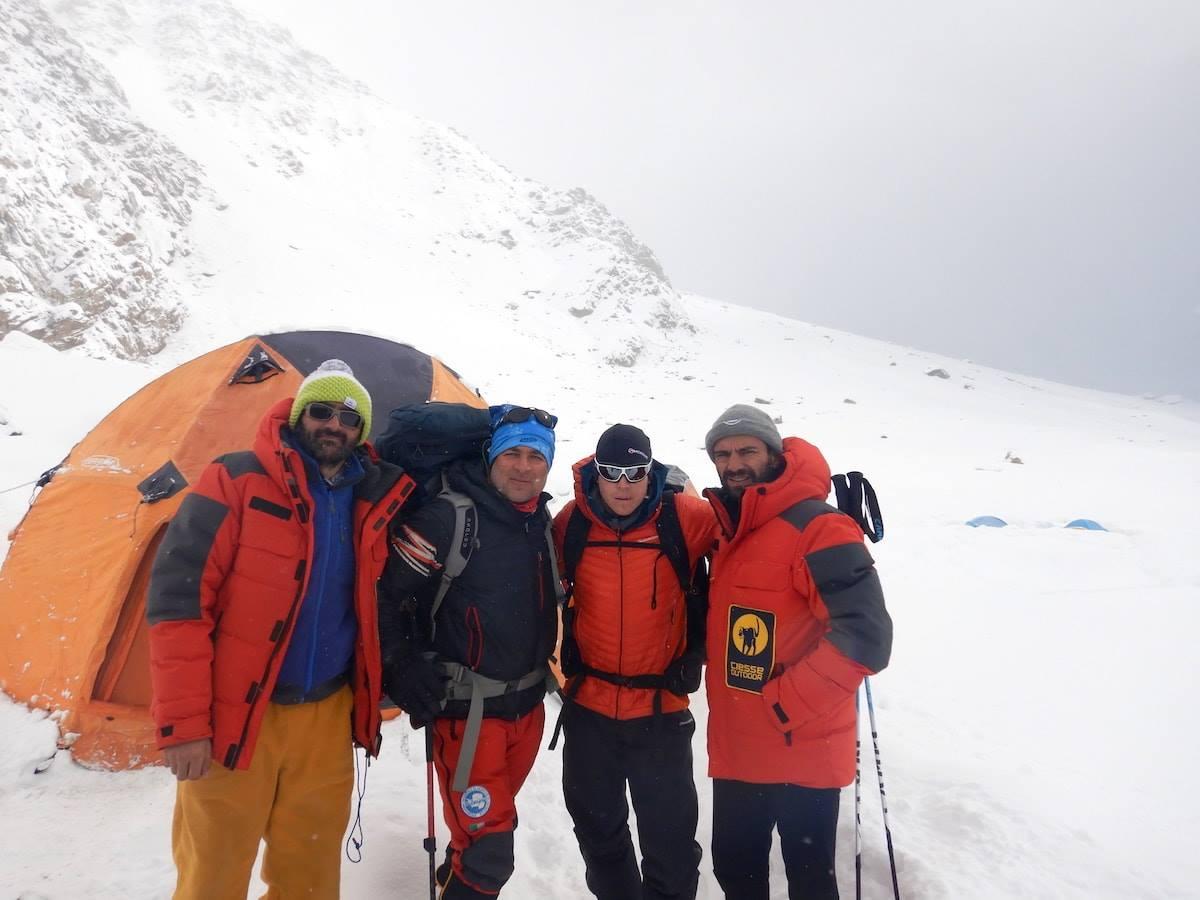 Photo of Nanga Parbat: il team di Nardi a C3, domani si sale sullo Sperone Mummery