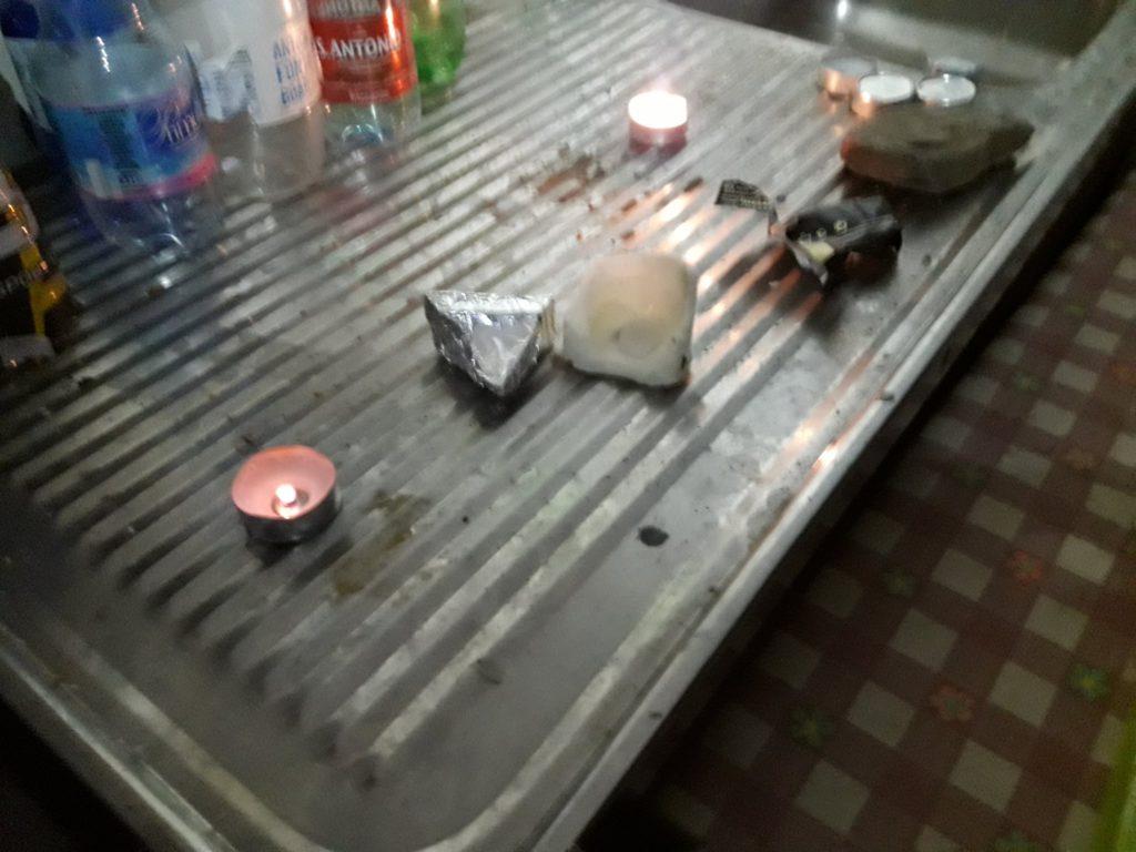 orobie, rifugio coca, rifiuti