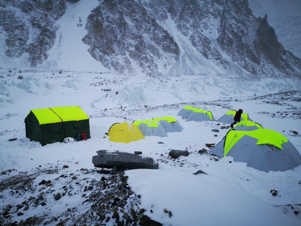 Photo of K2 invernale, domani si sale a C1