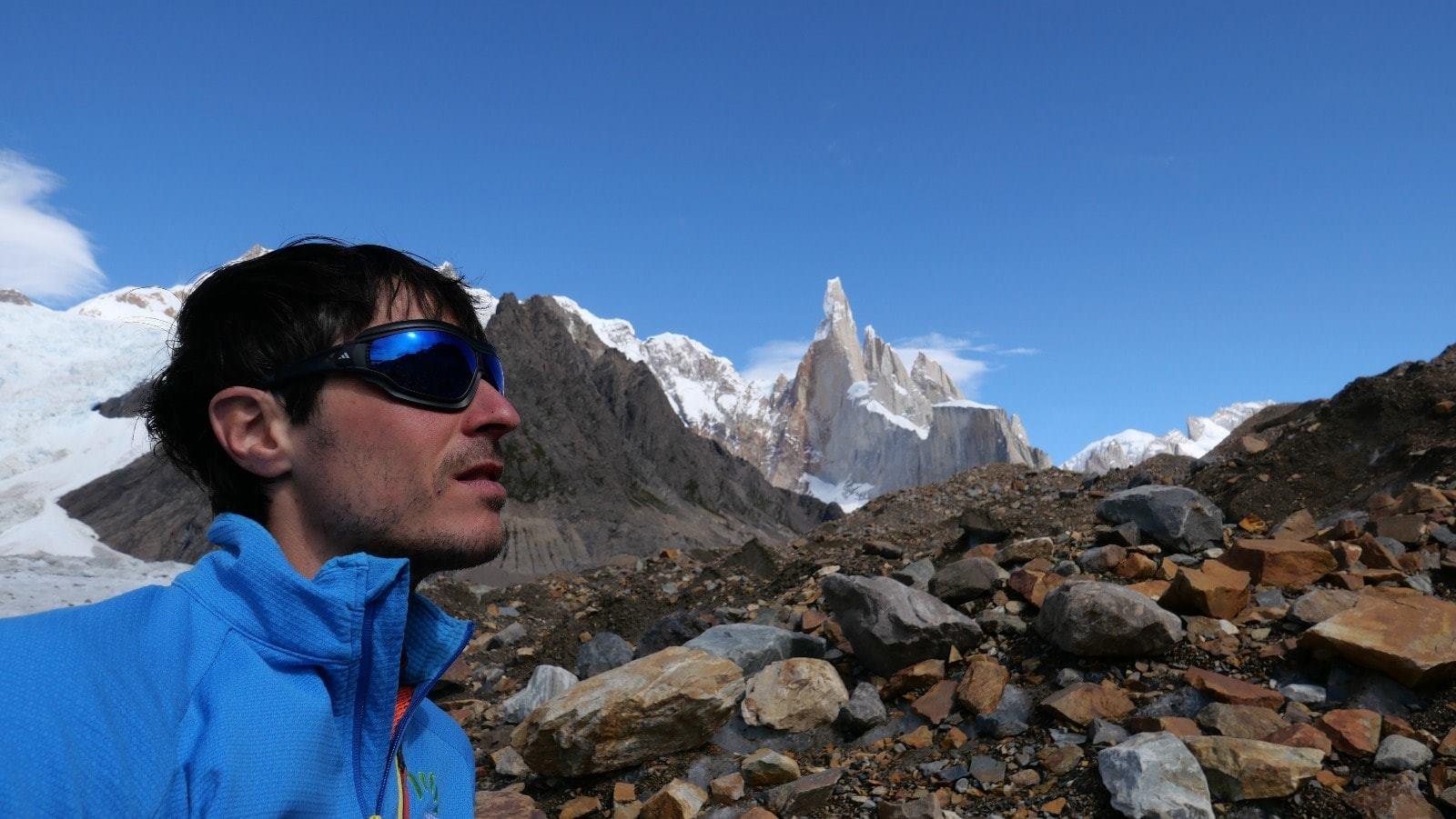 cerro torre, matteo della bordella, alpinismo, patagonia, podcast