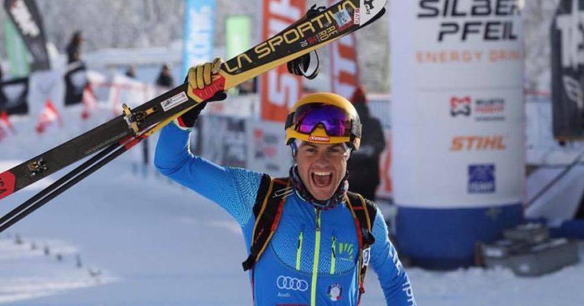 Coppa del Mondo, scialpinismo, Michele Boscacci, Robert Antonioli, Austria, Bischofshofen