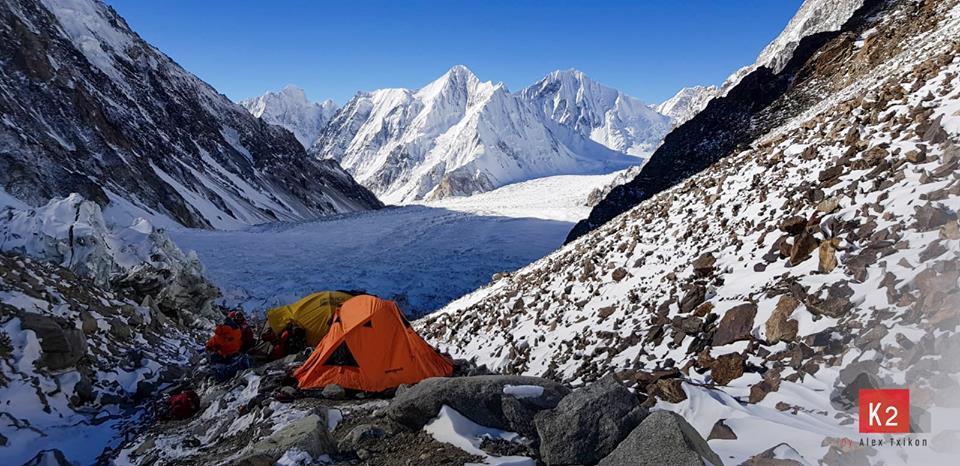 """Photo of Filippo Thiery: """"Su Nanga e K2 tre giorni di tempo stabile poi una nuova perturbazione"""""""