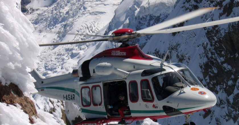 Soccorso Alpino, Courmayeur, Snowboard, Canale del Bambino