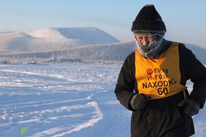 Photo of Siberia. Una gara di corsa a -52°C nel villaggio più freddo del mondo