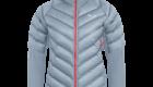 Agner Hybrid Down Jacket - Donna